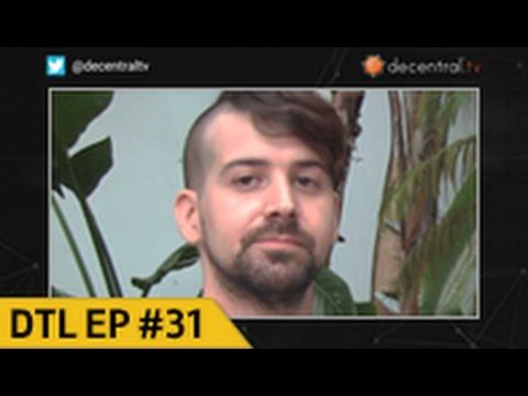Decentral Talk Live. Ep#31: Joshua Smith, Lead Dev. of CureCoin