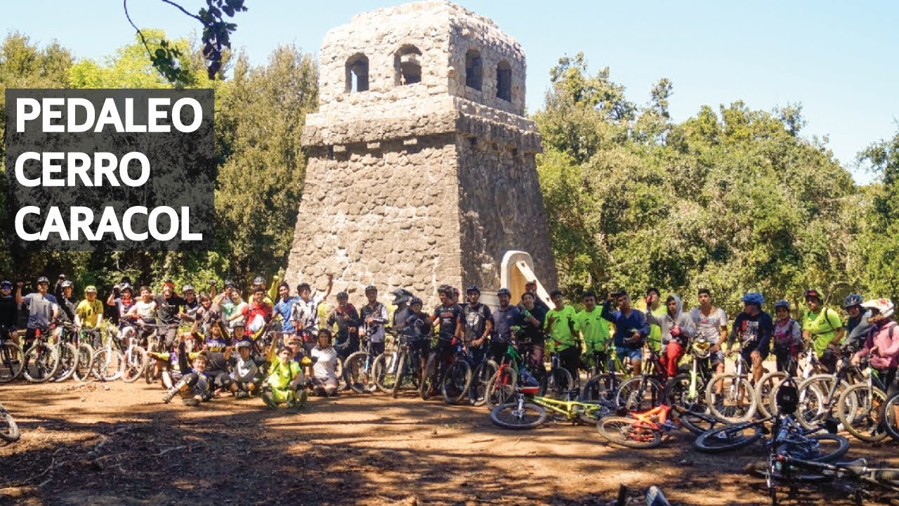 Enduro en el Cerro Caracol con Better Bike y Cross Mountain!