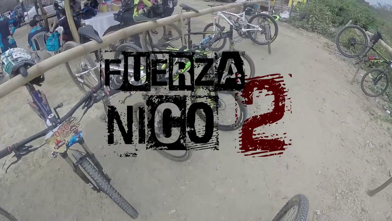FuerzaNico 2 carrera XC Trail - GoPro Mountain Bike Guayaquil