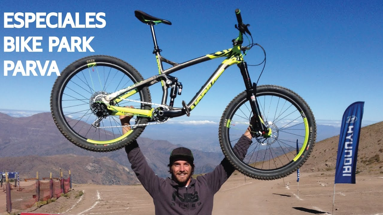 Full Especiales Bike Park La Parva! Consejos y tips!