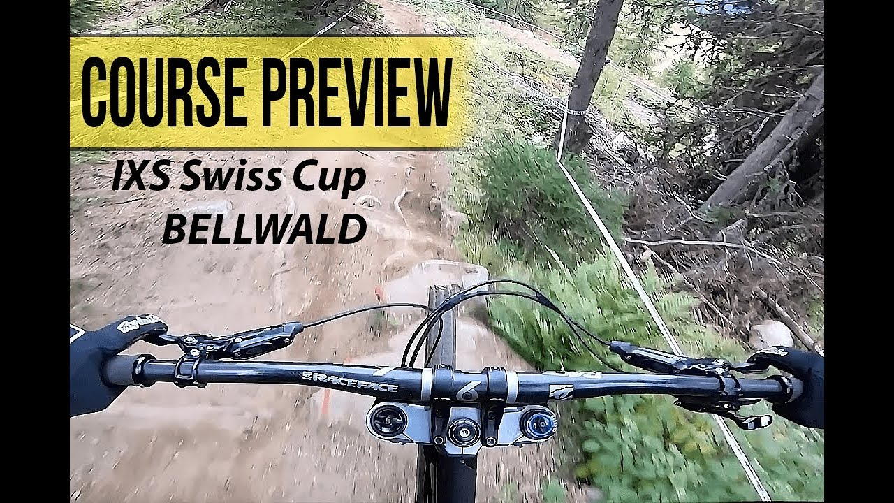 IXS DHC : Bellwald (Switzerland) - track preview