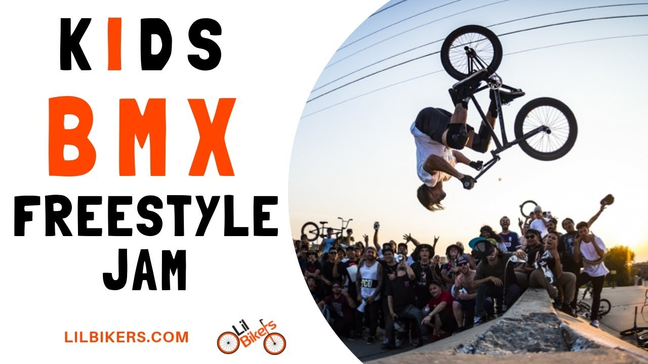 Kids BMX Freestyle Jam 2019
