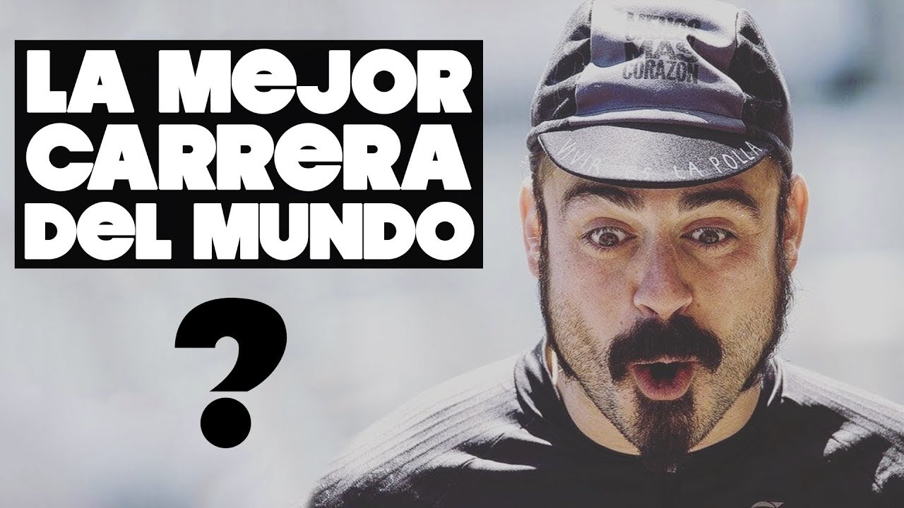 LA MEJOR CARRERA DEL MUNDO | Valentí Sanjuan