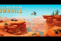 Lonely Mountains: Downhill - Precisão na descida... ou não! #LonelyMountains