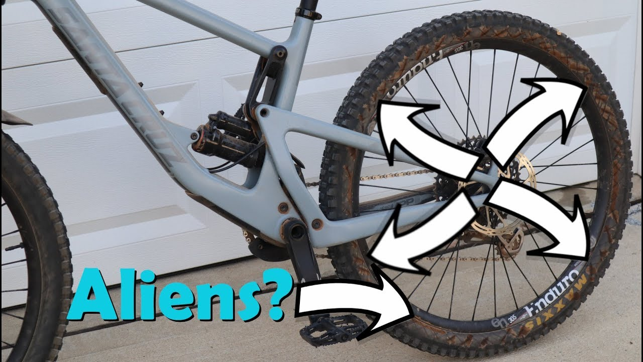 MTB Plan B - Do your MTB tire sidewalls seep?