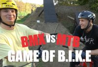 MTB vs BMX GAME of B.I.K.E.