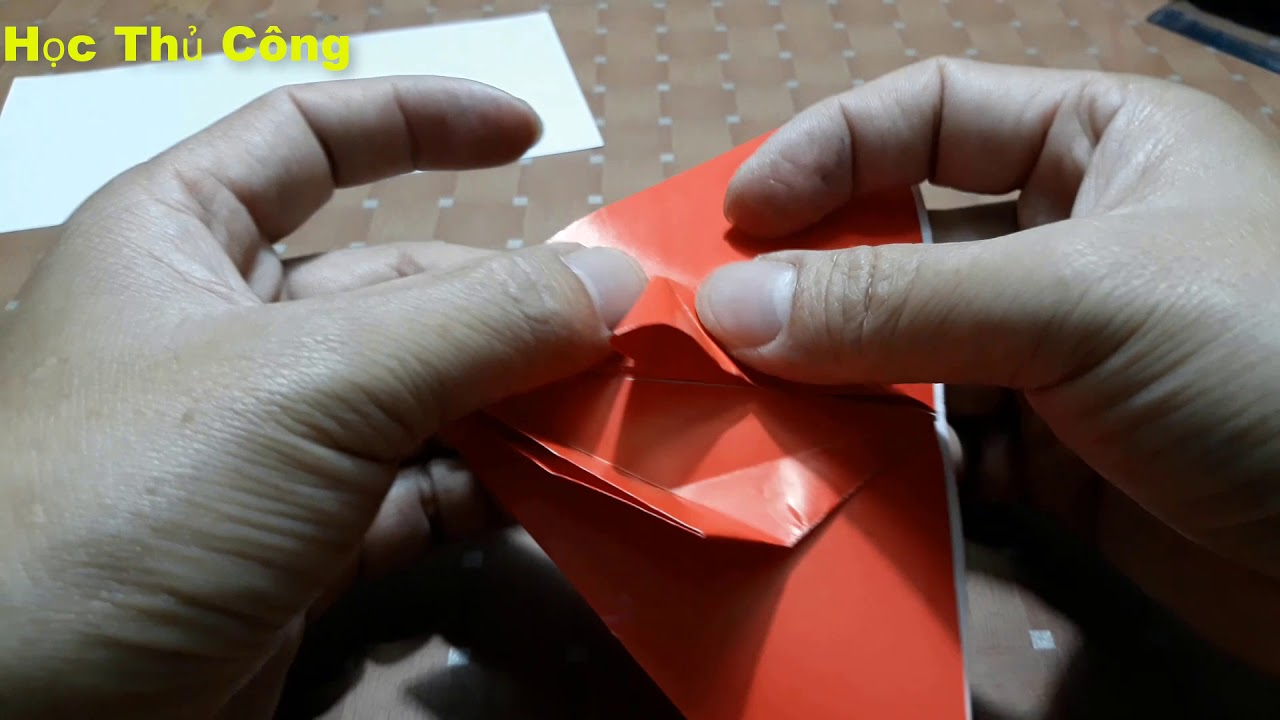 Manual Learning - Manual folding folding tail aircraft, Manual class 2