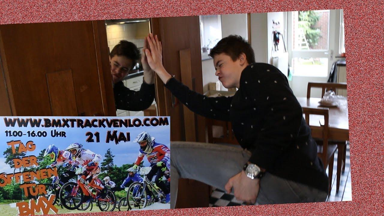NOOIT EERDER VERTOONDE BEELDEN?! + Belangrijke BMX Aankondiging! (Jelle Bokelmann)