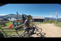 Newsflare  -Mountain bike crash