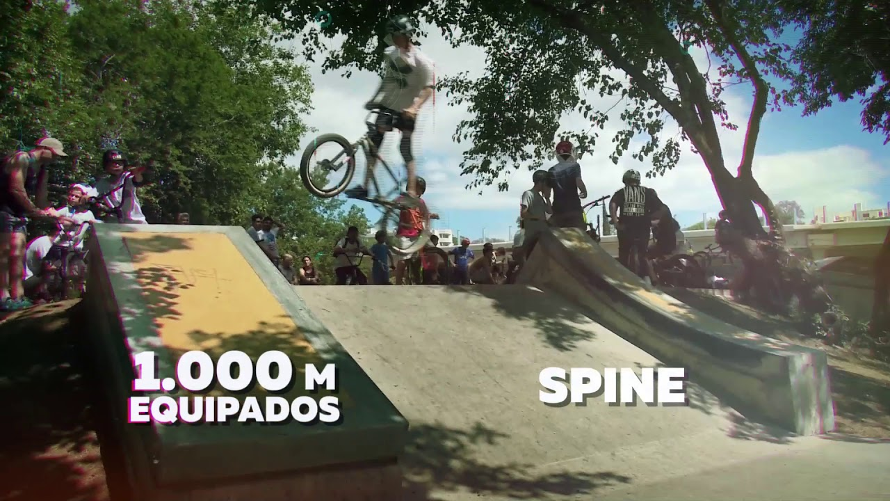 Nuevo Circuito Olímpico de BMX y Palestra