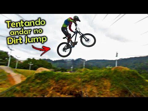 O SUCESSO vem das FALHAS !! Bike Territory e Dirt Jump