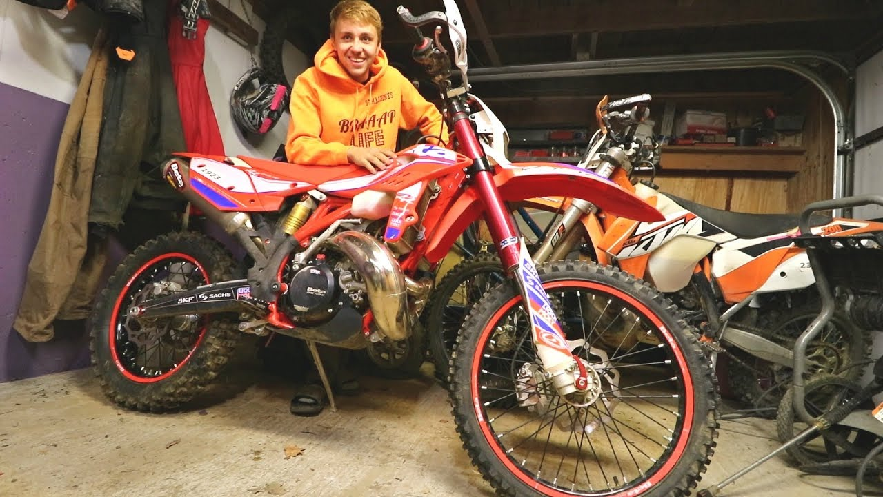 PISSING OFF KTM with NEW DIRT BIKE