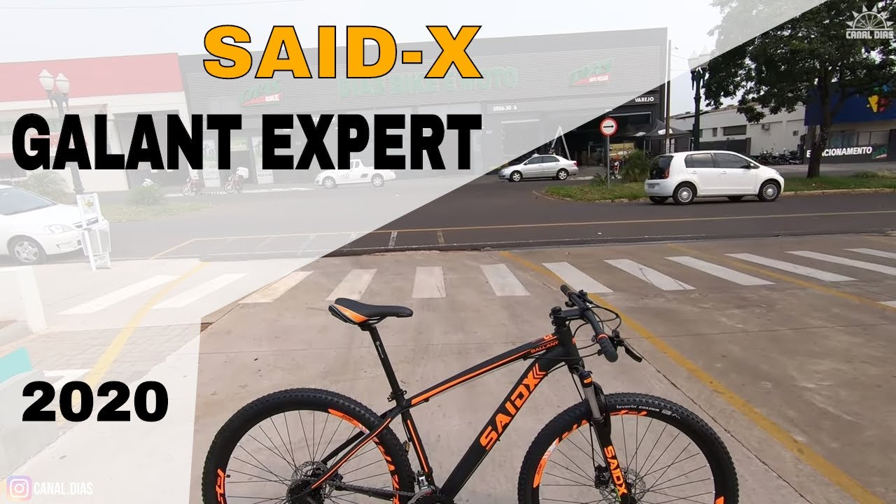 REVIEW SAID X GALANT EXPERT 2020