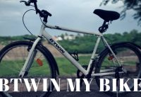 Review Of Btwin My Bike| Best Bicycle For Beginners| Best Bicycle Under 5000|| CYCLING OR NOTHING