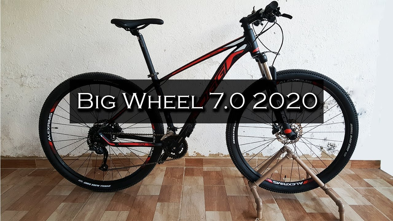 Review | Oggi Big Wheel 7.0 2020 | #Vlog30