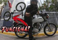 SALI A GRABAR BMX & MTB Y COMPRE NUEVOS ACCESORIOS PARA MI MOTOCICLETA