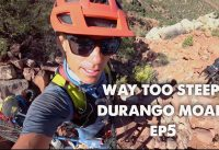 Spiders Snakes and Cliffs OH MY!-Bikepacking Hut Trip Durango to Moab-Part 5