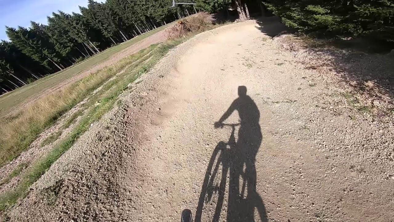 T-Wood-Trail (Flowtrail) - Bikepark Oberhof
