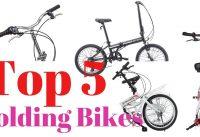 Top 5 Folding Bikes: Best Folding Bikes Reviews | Top Folding Bikes (Buying Guide)