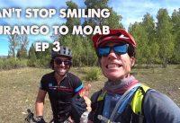 We Found Epic Singletrack-Bikepacking Hut Trip Durango to Moab-Part 3