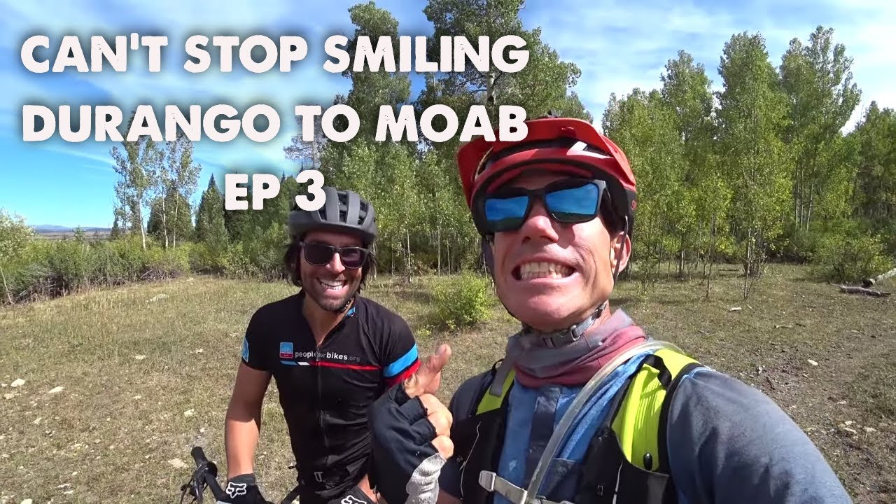 We Found Epic Singletrack-Bikepacking Hut Trip Durango to Moab-Part 3