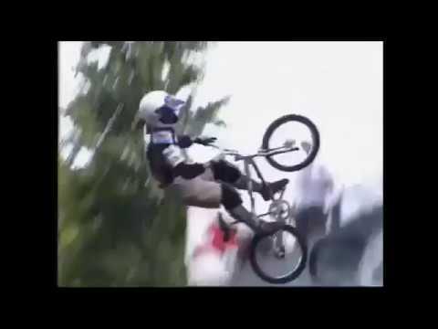 bmx 1996 Jason Davies 2nd place BMX Worlds