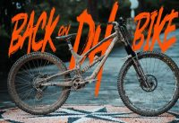 BACK ON DOWNHILL BIKE! Finale Ligure