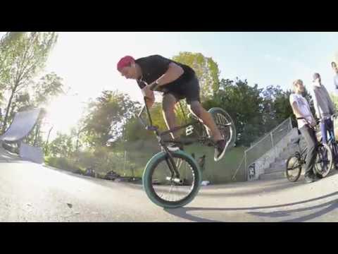 BMX FLAT JAM session