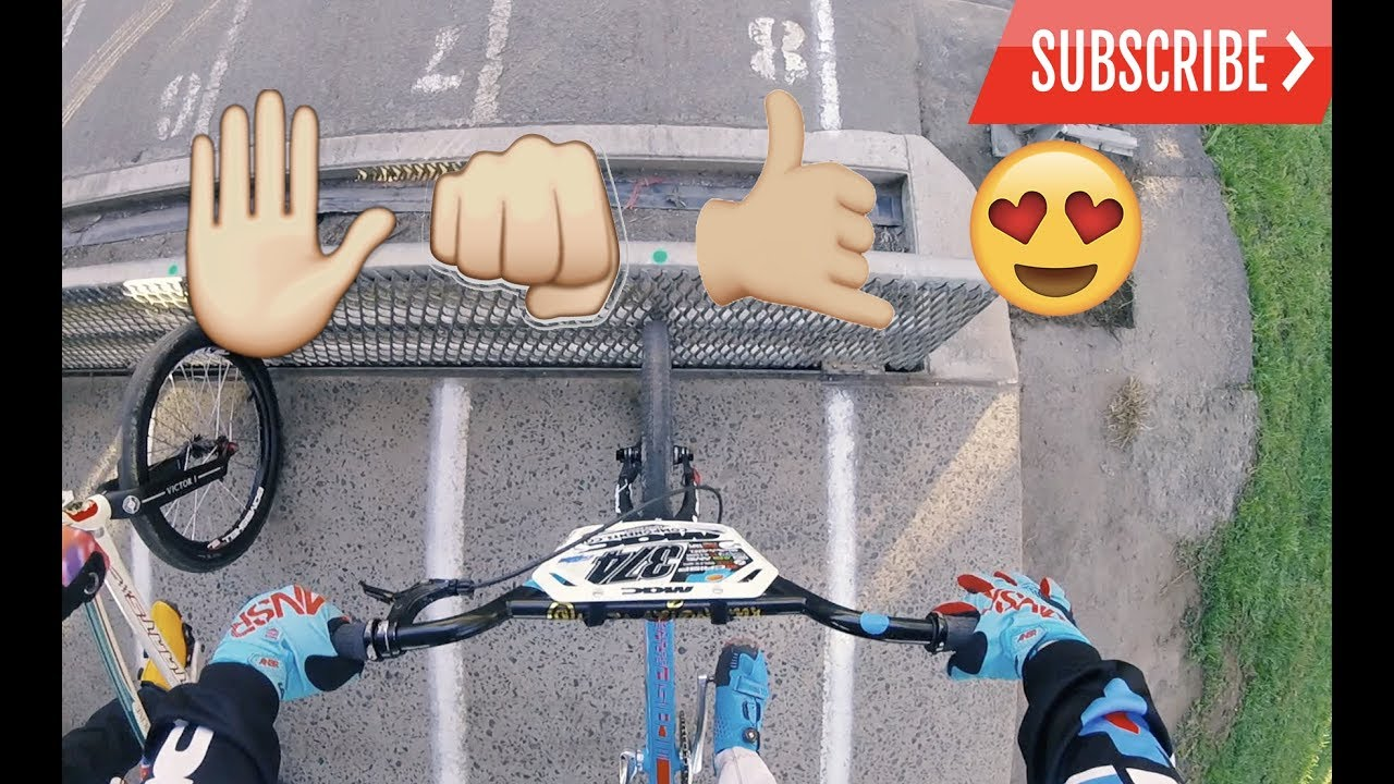 BMX RACE OPEN DAY 2 | Vlog 211