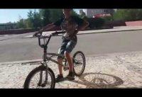 BMX VLOG: я жестко упал !!!