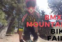 BMX & Mountain BIKE Fails (Sports Compilation)