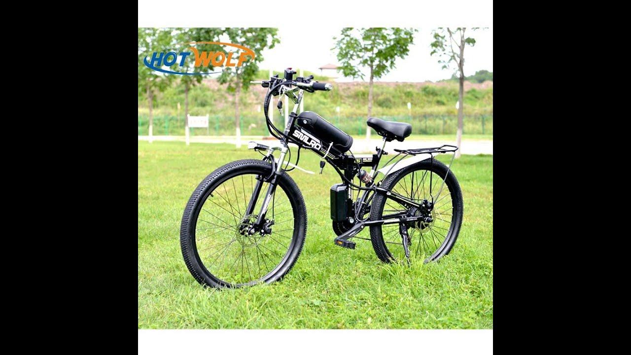 Best powerful Electric Bike Review   Лучший мощный электрический велосипед обзор