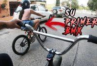 ENCHULANDO LA PRIMERA BMX DE MI HIJA