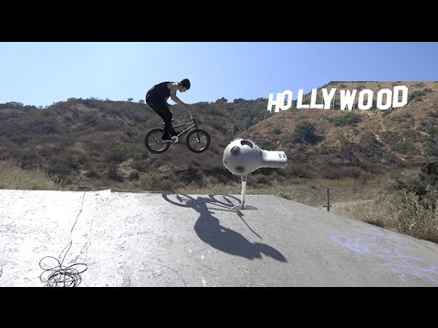 Filming BMX with a $100,000  Disney 360 Camera