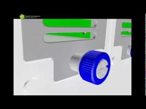 Fivetech Technology Inc._Blade Server Solution-Smart Folding Handle+Captive Screw