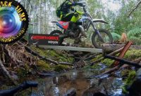 HUSKY TC 65 ( AWESOME QUICK FILM ) RIPPING IT UP ENDURO ACTION