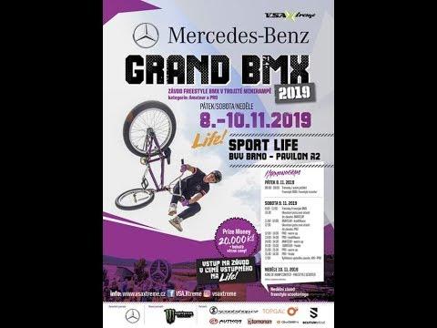 MERCEDES-BENZ GRAND BMX 2019 - LAST TRICK PRO