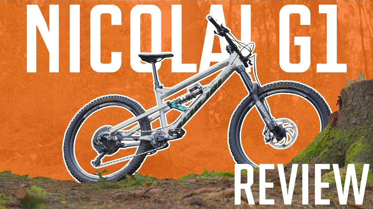 Nicolai G1 | Enduro für Technik-Fans | Bike Review