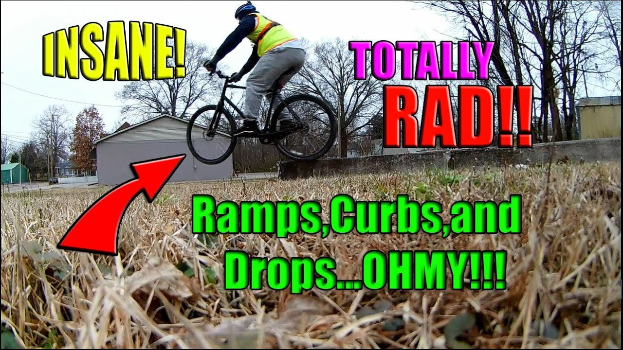 Raleigh Ride,Bike Park,and RADness 3 2 19