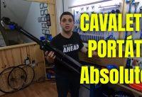 UNBOXING | CAVALETE PORTÁTIL ABSOLUTE - CANAL DIAS