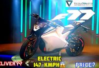 Ultraviolette F77 |Electric SuperBike |Top Speed?Price?Features?Delivery?