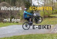 Wie schafft man Wheelies mit dem E-Bike? | fahrtechnik.TV