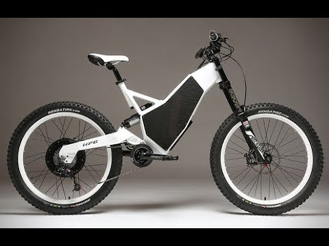 2017 HPC Revolution X Electric Mountain Bike - One Of The Fastest Electric Bikes
