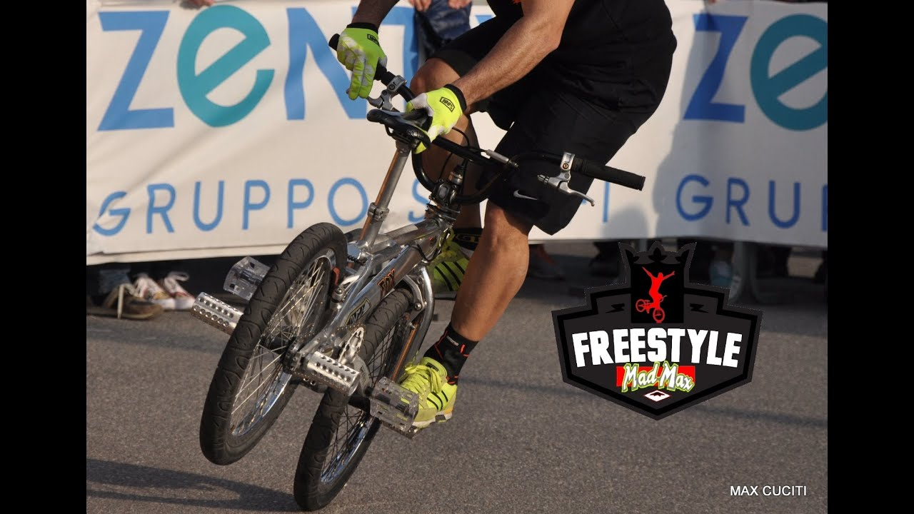 BMX Bikelife - Italy - Max Cuciti