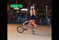 BMX GIRO D'ITALIA Freestyle SHOW- Max Cuciti