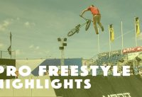 BMX Park AM Final | Highlights Pro Freestyle 2017