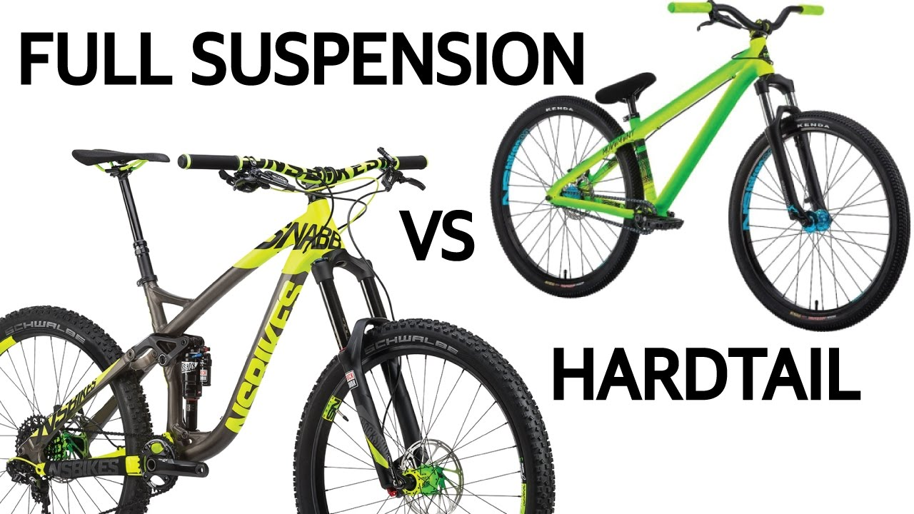 Bicicleta Doble Suspensión vs Rígida! Habilidades vs Comodidad en tu Mountain Bike!(cc)