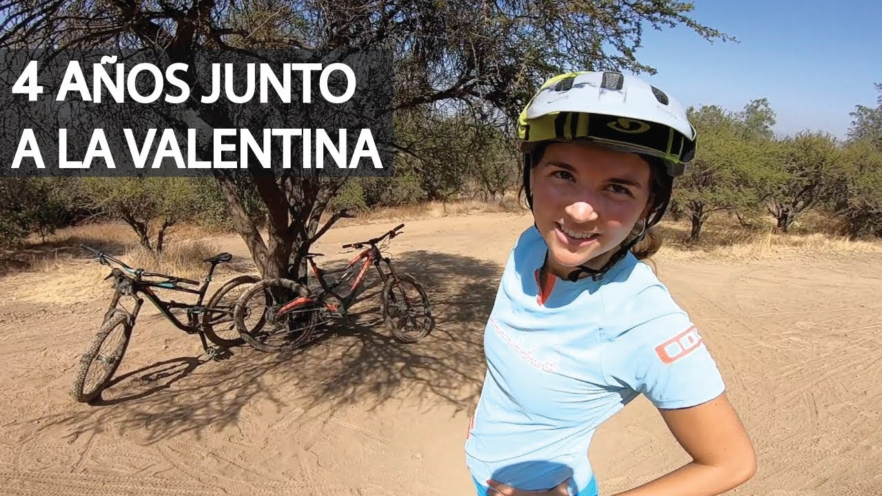 Bicicletas y 4 Años Juntos con la Valentina! Mountain Bike y Saltos en Mordor, El Durazno!