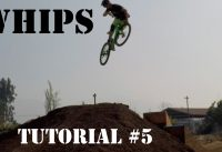 Cómo Hacer Whip con tu Mountain Bike! Trucos en Bicicleta!
