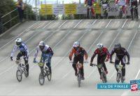 COUPE DE FRANCE BMX BESANÇON 4eme manche 1/4 finale